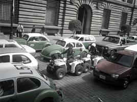 Cabs & Cops